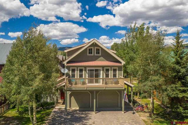 705 Red Lady Avenue #2, Crested Butte, CO 81224 (MLS #773183) :: The Dawn Howe Group | Keller Williams Colorado West Realty