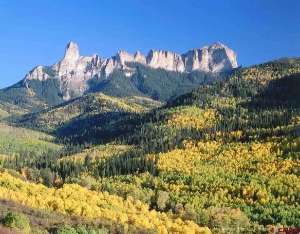 lot 29 Eagles Rest, Cimarron, CO 81220 (MLS #773206) :: The Dawn Howe Group | Keller Williams Colorado West Realty
