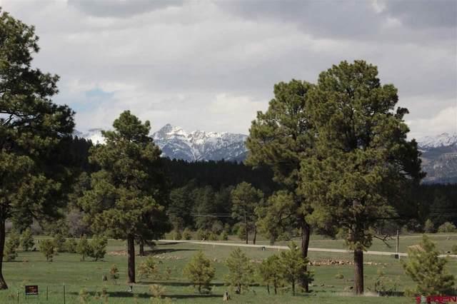 739 Industrial Circle, Pagosa Springs, CO 81147 (MLS #773216) :: The Dawn Howe Group | Keller Williams Colorado West Realty