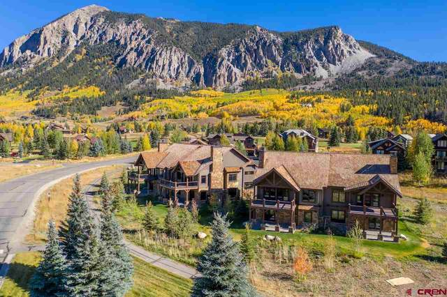32 Ace Court, Crested Butte, CO 81224 (MLS #773227) :: The Dawn Howe Group | Keller Williams Colorado West Realty