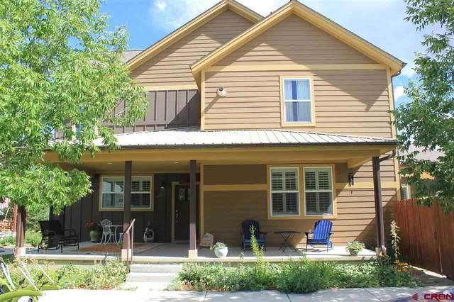 224 Sierra Vista, Durango, CO 81301 (MLS #773245) :: The Dawn Howe Group | Keller Williams Colorado West Realty