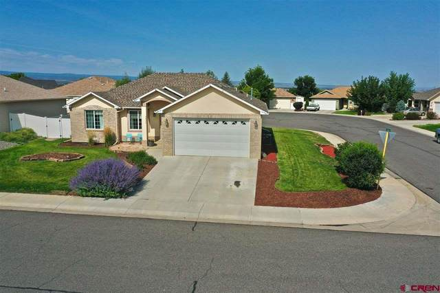 2624 Glen Mor Drive, Montrose, CO 81401 (MLS #773252) :: The Dawn Howe Group | Keller Williams Colorado West Realty