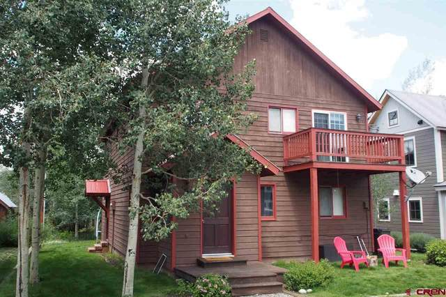 19 Teocalli Avenue, Crested Butte, CO 81224 (MLS #773257) :: The Dawn Howe Group | Keller Williams Colorado West Realty