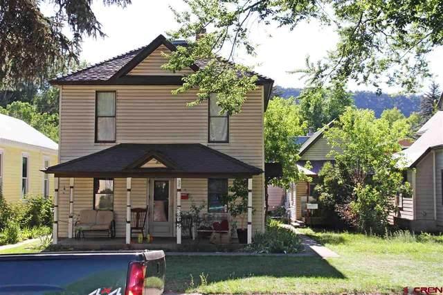 860 E 4th Avenue, Durango, CO 81301 (MLS #773258) :: Durango Mountain Realty