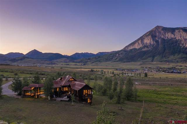 379 Smith Road, Crested Butte, CO 81224 (MLS #773270) :: The Dawn Howe Group | Keller Williams Colorado West Realty