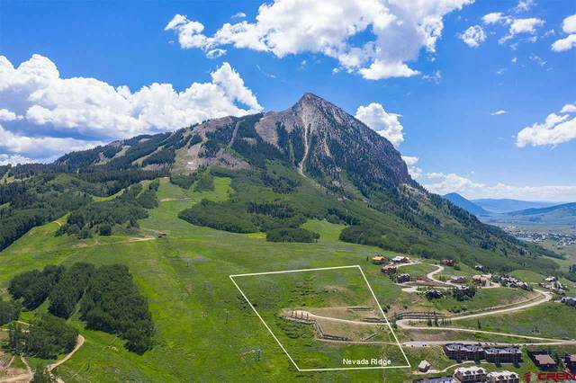TBD Nevada Summit Road, Mt. Crested Butte, CO 81225 (MLS #773271) :: The Dawn Howe Group | Keller Williams Colorado West Realty