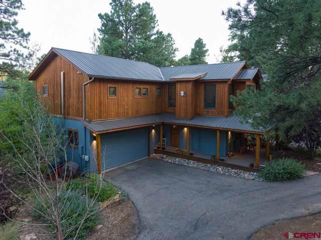 631 Golden Dipper, Durango, CO 81301 (MLS #773287) :: Durango Mountain Realty