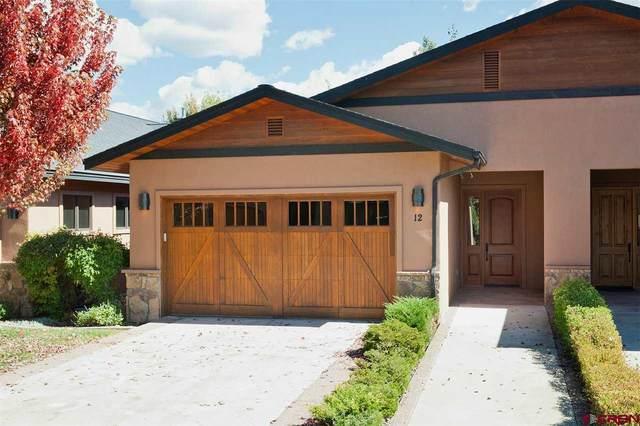 12 Dog Leg Lane, Durango, CO 81301 (MLS #773288) :: Durango Mountain Realty