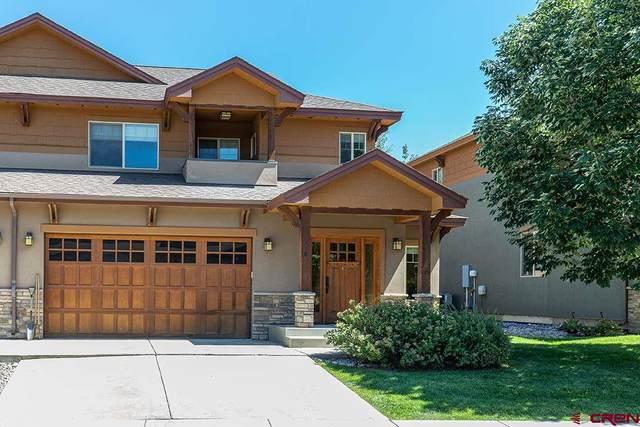 116 Tierra Vista Drive, Durango, CO 81301 (MLS #773290) :: Durango Mountain Realty