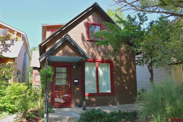 1045 E 4TH Street, Durango, CO 81301 (MLS #773366) :: Durango Mountain Realty