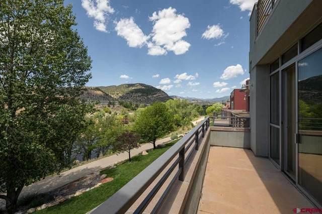 555 Rivergate Lane B3-77, Durango, CO 81301 (MLS #773392) :: Durango Mountain Realty