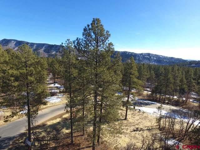 42 Terra Blue (Lot 23) Way, Durango, CO 81301 (MLS #773434) :: Durango Mountain Realty
