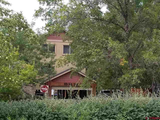 315 E 8th Avenue #201, Durango, CO 81301 (MLS #773439) :: Durango Mountain Realty