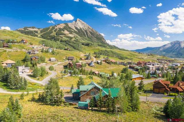 20 Whetstone Road, Mt. Crested Butte, CO 81225 (MLS #773596) :: The Dawn Howe Group | Keller Williams Colorado West Realty
