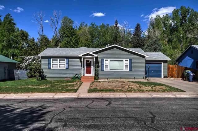 27 Bacus, Durango, CO 81301 (MLS #773618) :: The Dawn Howe Group | Keller Williams Colorado West Realty