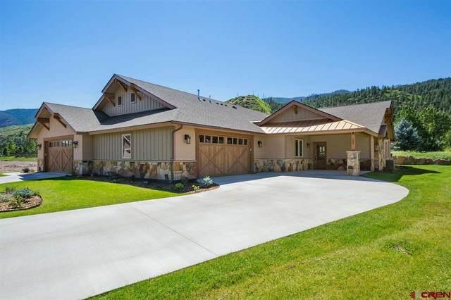 346 Trimble Crossing Drive, Durango, CO 81301 (MLS #773704) :: Durango Mountain Realty