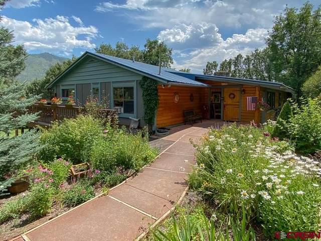 35130 N Hwy 550, Durango, CO 81301 (MLS #773722) :: The Dawn Howe Group | Keller Williams Colorado West Realty