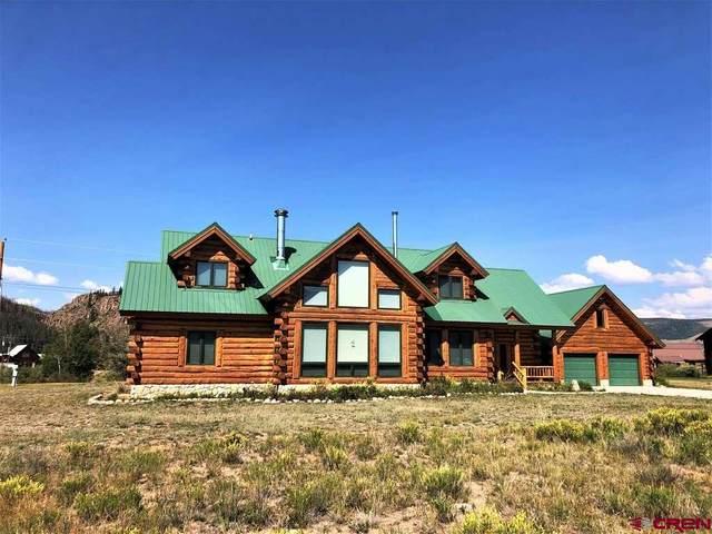156 Bristol Head Road, Creede, CO 81130 (MLS #773848) :: The Dawn Howe Group | Keller Williams Colorado West Realty