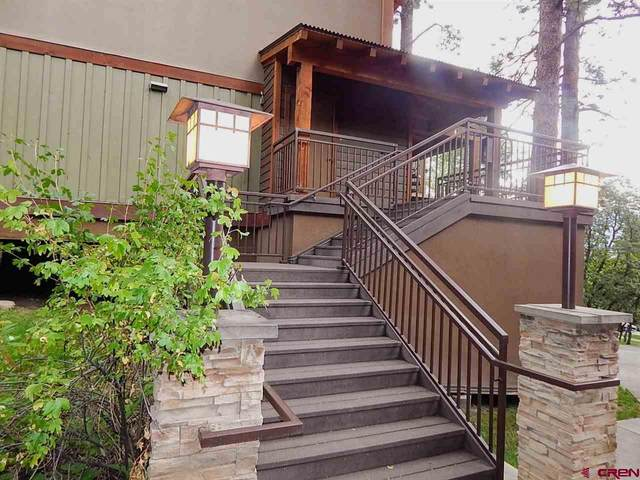 365 S Tamarron Drive #768/769, Durango, CO 81301 (MLS #773938) :: Durango Mountain Realty