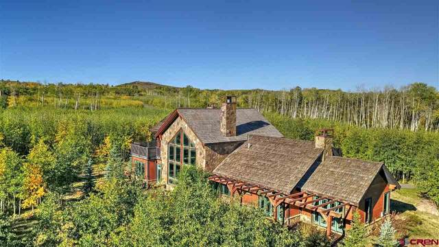 302 Maverick Lane, Montrose, CO 81403 (MLS #774182) :: The Dawn Howe Group | Keller Williams Colorado West Realty