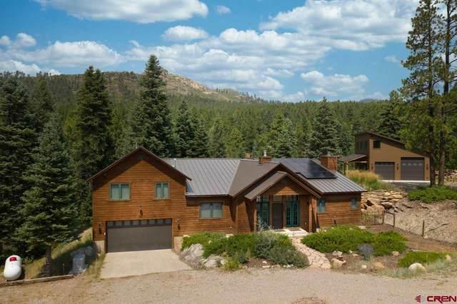 188 Ciervo Drive, Durango, CO 81301 (MLS #774205) :: Durango Mountain Realty