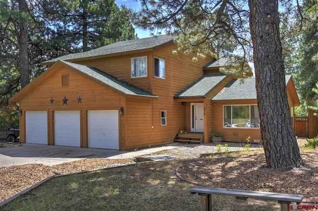 476 Oak Drive, Durango, CO 81301 (MLS #774207) :: Durango Mountain Realty