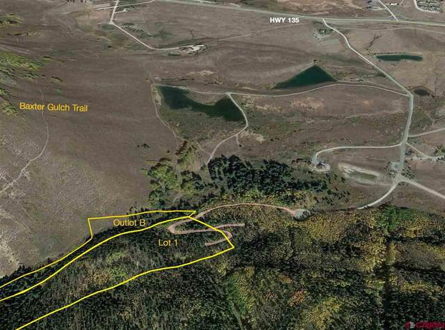 Lot 1 Hidden Mine Way, Crested Butte, CO 81224 (MLS #774242) :: The Dawn Howe Group | Keller Williams Colorado West Realty