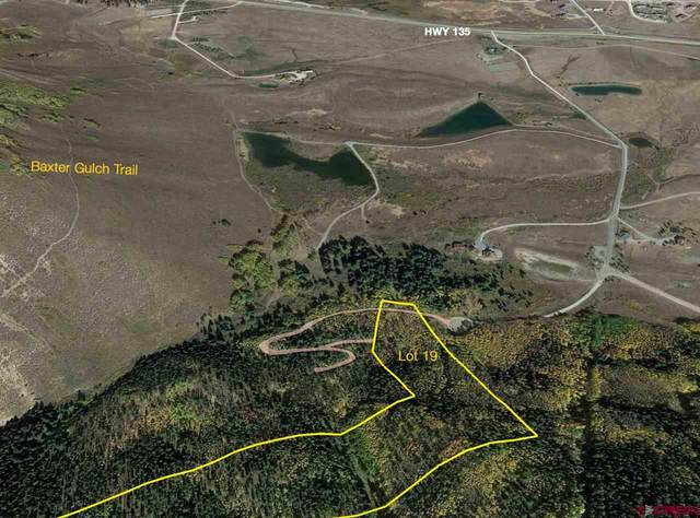 Lot 19 Hidden Mine Way, Crested Butte, CO 81224 (MLS #774245) :: The Dawn Howe Group | Keller Williams Colorado West Realty