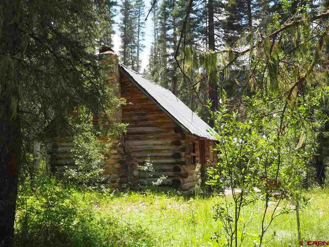 1208 County Rd 1, Durango, CO 81301 (MLS #774249) :: Durango Mountain Realty