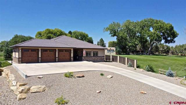 2721 Golf Course Lane, Cortez, CO 81321 (MLS #774307) :: The Dawn Howe Group   Keller Williams Colorado West Realty