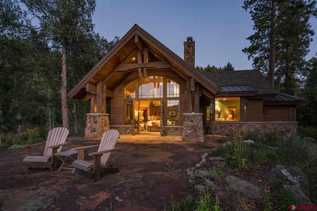 400 Becket Lake Drive, Durango, CO 81301 (MLS #774363) :: Durango Mountain Realty