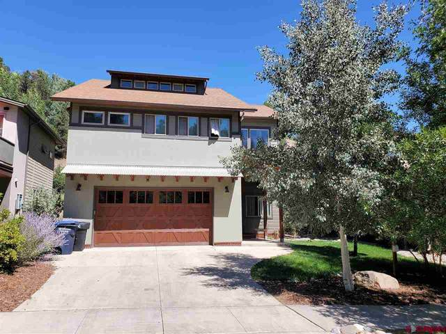 45 Ella Vita, Durango, CO 81301 (MLS #774373) :: The Dawn Howe Group | Keller Williams Colorado West Realty