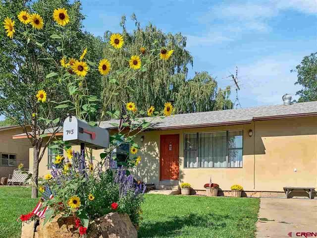 705 N Austin, Cortez, CO 81321 (MLS #774404) :: The Dawn Howe Group | Keller Williams Colorado West Realty