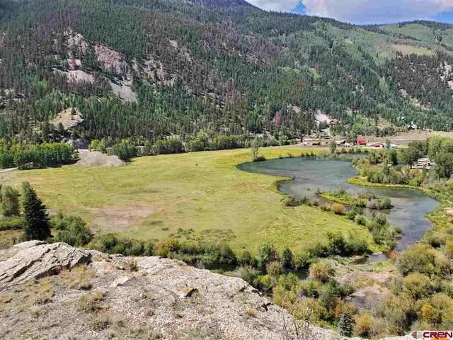 tbd Slumgullion Road, Lake City, CO 81235 (MLS #774428) :: The Howe Group | Keller Williams Colorado West Realty