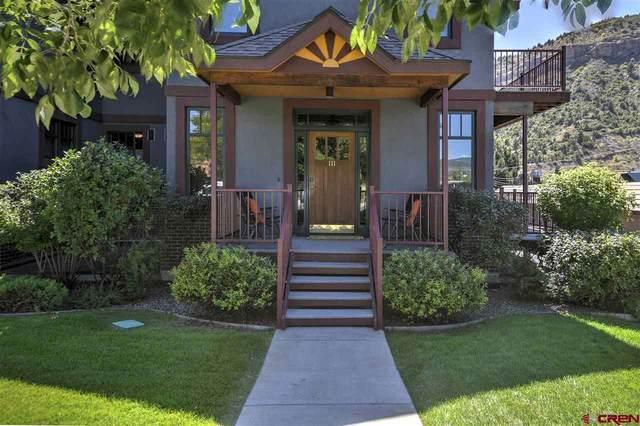 355 E 3rd Avenue #111, Durango, CO 81301 (MLS #774491) :: Durango Mountain Realty