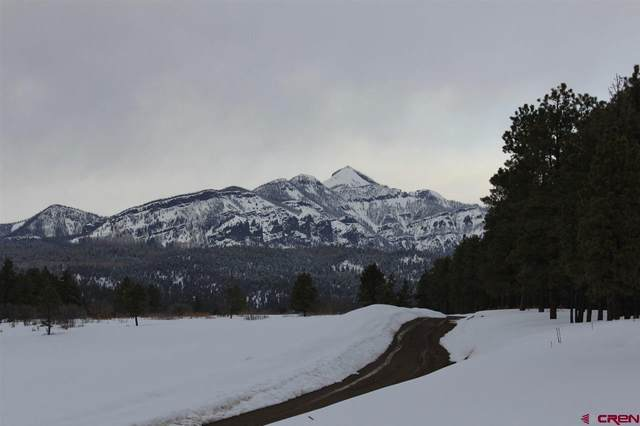 Lot 30 Piney Place, Pagosa Springs, CO 81147 (MLS #774528) :: The Dawn Howe Group | Keller Williams Colorado West Realty