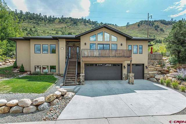 18 Red Mountain Drive, Durango, CO 81301 (MLS #774533) :: Durango Mountain Realty