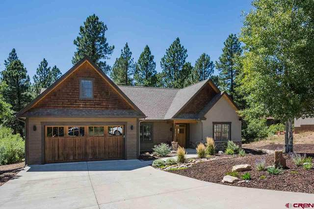 245 Copper Rim Trail, Durango, CO 81301 (MLS #774564) :: Durango Mountain Realty