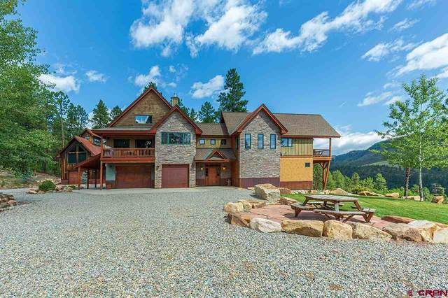 740 Taylor Ranch Road, Durango, CO 81301 (MLS #774573) :: Durango Mountain Realty