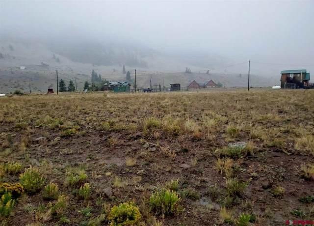 206 Wood Road, Creede, CO 81130 (MLS #774582) :: The Dawn Howe Group | Keller Williams Colorado West Realty