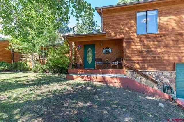 405 Fir Drive, Durango, CO 81301 (MLS #774620) :: Durango Mountain Realty