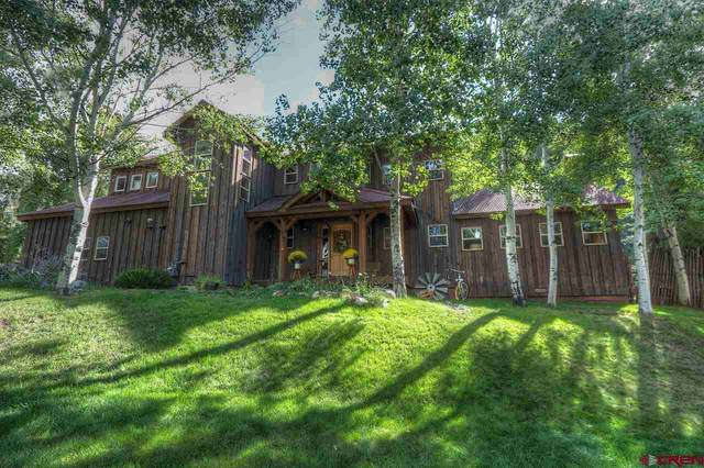 142 Ute Pass West, Durango, CO 81301 (MLS #774640) :: Durango Mountain Realty