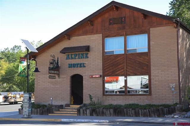 103 Spring Street, Collbran, CO 81624 (MLS #774646) :: The Dawn Howe Group | Keller Williams Colorado West Realty