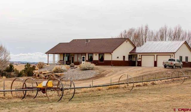 20640 Road W.5, Cortez, CO 81327 (MLS #774721) :: The Dawn Howe Group | Keller Williams Colorado West Realty