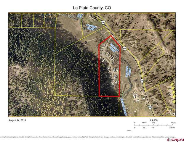 907 Cr 207, Durango, CO 81301 (MLS #774755) :: Durango Mountain Realty