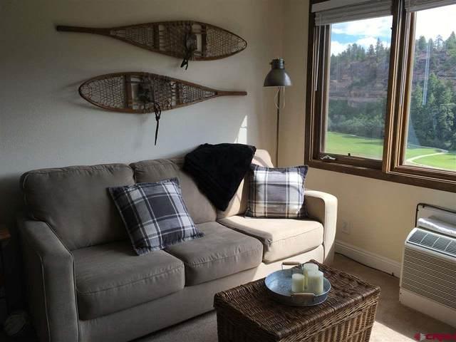 314 N Tamarron Drive #412, Durango, CO 81301 (MLS #774795) :: Durango Mountain Realty