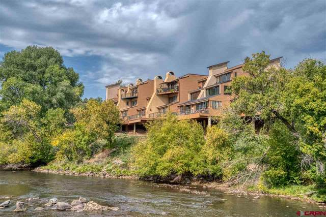 399 W Park Avenue B-2, Durango, CO 81301 (MLS #774843) :: Durango Mountain Realty