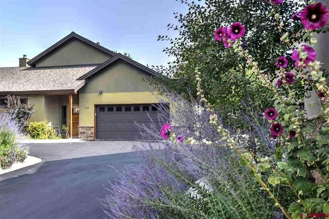 714 O'brien, Durango, CO 81301 (MLS #774859) :: The Dawn Howe Group | Keller Williams Colorado West Realty