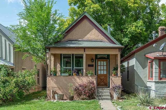 367 4th Avenue, Durango, CO 81301 (MLS #774861) :: The Dawn Howe Group | Keller Williams Colorado West Realty