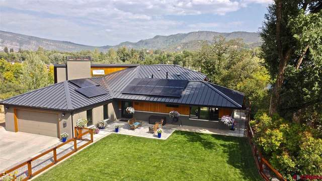 2860 E 2nd Avenue, Durango, CO 81301 (MLS #774865) :: The Dawn Howe Group | Keller Williams Colorado West Realty